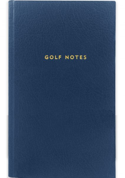GOLF JOURNAL_BLUE